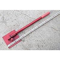 手动折弯机手动弯曲机钢筋搬盘钢筋折弯机弯钢筋箍机手动工具红色小型固定弯箍机