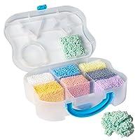 Educational Insights Playfoam Go!彩泥   无毒,不会干燥  感官,塑造乐趣,儿童手工艺品  大小适合旅行的感官玩具  适合3岁以上儿童