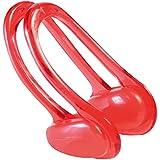 Speedo ( 速度 ) 鼻夹游泳鼻栓用 sd94a50Re ( 红色 )