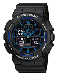 Casio G-Shock 男士 手表 GA-100-1A2ER