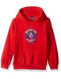 MLS 男童 4-7 英寸吉祥物圆图案连帽衫