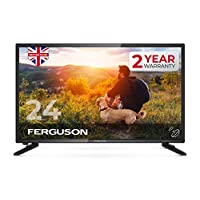 Ferguson F2420S 24 英寸高清 LED 數字電視 帶衛星調諧器