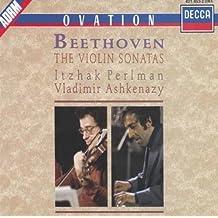 进口CD:贝多芬:十首小提琴奏鸣曲(421 453-2)(4CD)