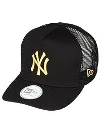 NEW ERA 9FORTY D-Frame Trucker 纽约洋基队 棒球帽