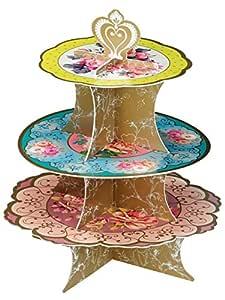 会说话的桌子3层 utterly scrumptious cakestand