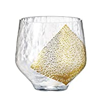 东洋佐佐木玻璃 玻璃杯 金色 260ml