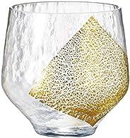 東洋佐佐木玻璃 玻璃杯 金色 260ml
