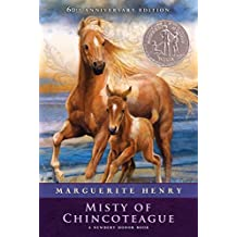 Misty of Chincoteague (English Edition)