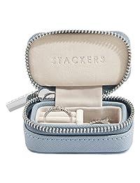 Stackers Dusky Blue Petite 旅行首饰盒