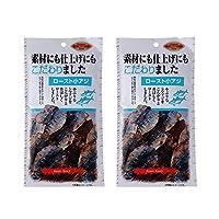 MARUESU马鲁斯 烤鲹鱼干27g*2(日本进口)