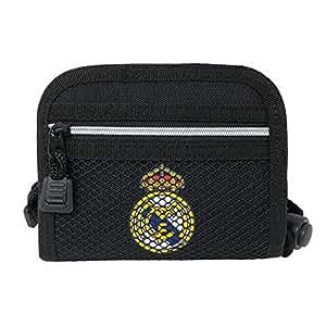 Real Madrid 圆钱包 钱包 BLK RM-041