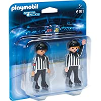 Playmobil 6191 Sports and Action Ice Hockey Referees Figure