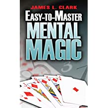Easy-to-Master Mental Magic (Dover Magic Books) (English Edition)