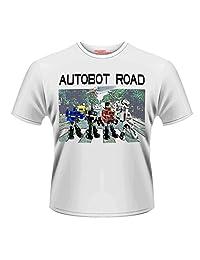 Plastic Head Transformers Autobot Road Men's T-Shirt