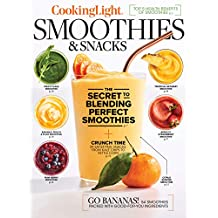 Cooking Light Smoothies & Snacks (English Edition)