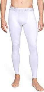 Under Armour 安德玛 ColdGear 男士紧身裤 透气保暖长裤 压缩版型
