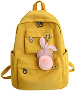 """背包: 漂亮背包,上学,旅行,运动,购物和户外活动女孩,女性青少年和女性尺寸:16.2 英寸 X 11.8 英寸 X 5.1 英寸B-0032  Height 16.2"""" X length 11.8"""" X Side 5.1"""""""