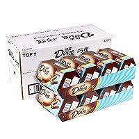 德芙 Dove巧丝威化巧克力1620g(202.5g*8整盒)(奥地利进口)