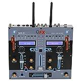 QFX MX-3 双蓝牙专业 DJ 混音器