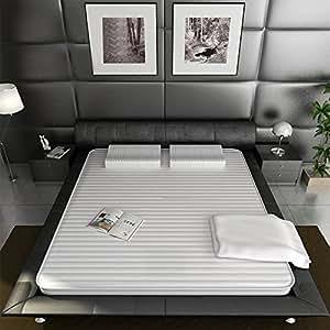 下单再减50元Nittaya妮泰雅 泰国商业部推荐 原装纯天然乳胶床垫居家薄床垫榻榻米垫床褥 2.5CM乳胶抗菌棉 (150*200cm)