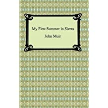 My First Summer in Sierra (English Edition)
