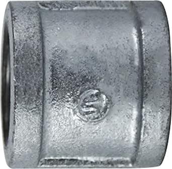 """Midland 64-411 镀锌铁可塑离合器,尺寸,铁,1/4"""""""