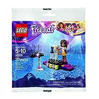 LEGO 乐高 Friends好朋友系列 大歌星的红地毯 30205 拼砌包