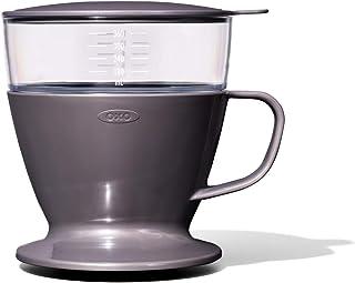 自动滴滤咖啡机 炭灰色