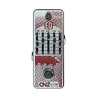 CNZ Audio EQ - 平衡吉他效果踏板,真正的旁路