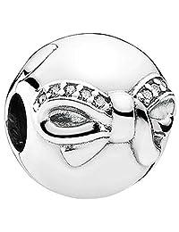 Pandora 潘多拉 丹麦品牌 925银串珠 791777CZ