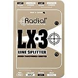 Radial LX3 3 通道平衡线分配器 w/隔离