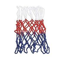 ETCBUYS 超坚固篮球网 – 适合所有天气类型,可调节至 12 个标准内外环替换环