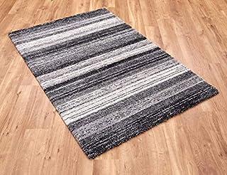 地毯直接地毯 灰色 80cm x 150cm 29863
