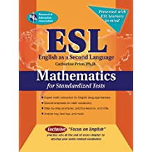 ESL Mathematics for Standardized Tests (English as a Second Language Series) (English Edition)