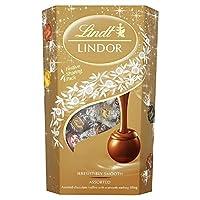 Lindt Lindor 巧克力色 cornet
