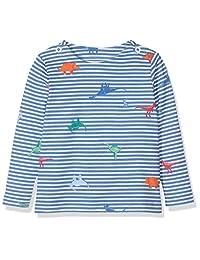 Joules 男婴 Harbour 印花 T 恤 - 衬衫