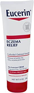 Eucerin *舒緩身體霜 8 盎司 4片裝 4.00