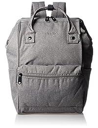 [ Anello ] 双肩包高密度木纹多口金 R 背包 B2261