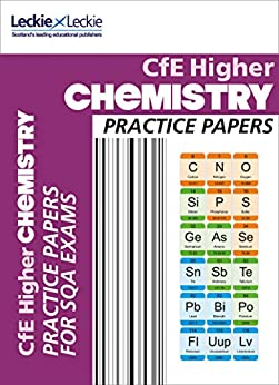 """Practice Papers for SQA Exam Revision – Higher Chemistry Practice Papers: Prelim Papers for SQA Exam Revision (English Edition)"",作者:[McBride, Barry]"