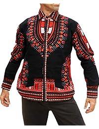 RaanPahMuang Yucatan Guayabera 三口袋衬衫非洲大喜吉节日艺术品