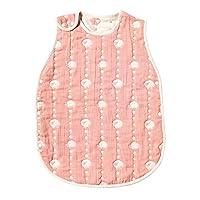日本Hoppetta 宝宝6层透气纱布 四季通用睡袋 儿童款 (2-7岁)