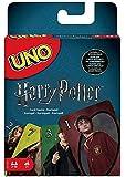 Uno: Harry Potter Mattel Games Uno Card Game Mattel, Inc. FNC42
