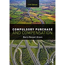 Compulsory Purchase and Compensation (English Edition)