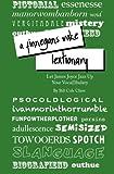 "A ""Finnegans Wake"" Lextionary: Let James Joyce Jazz Up Your Voca(l)bulary"