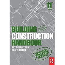 Building Construction Handbook (English Edition)