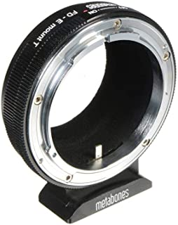 "Metabones""Canon FD"" E-Mount 黑色/铬"