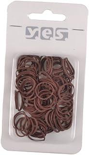 Solida 橡胶橡皮筋,棕色(1 x 100件)