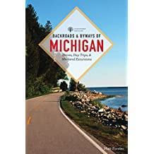 Backroads & Byways of Michigan (Third Edition)  (Backroads & Byways) (English Edition)