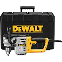 DEWALT DWD460K 11 安培 1/2 英寸直角螺柱和接管钻,带装订控制套件 需配变压器