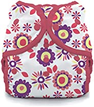 Thirsties Snap Duo Wrap Alice Brights Size 3